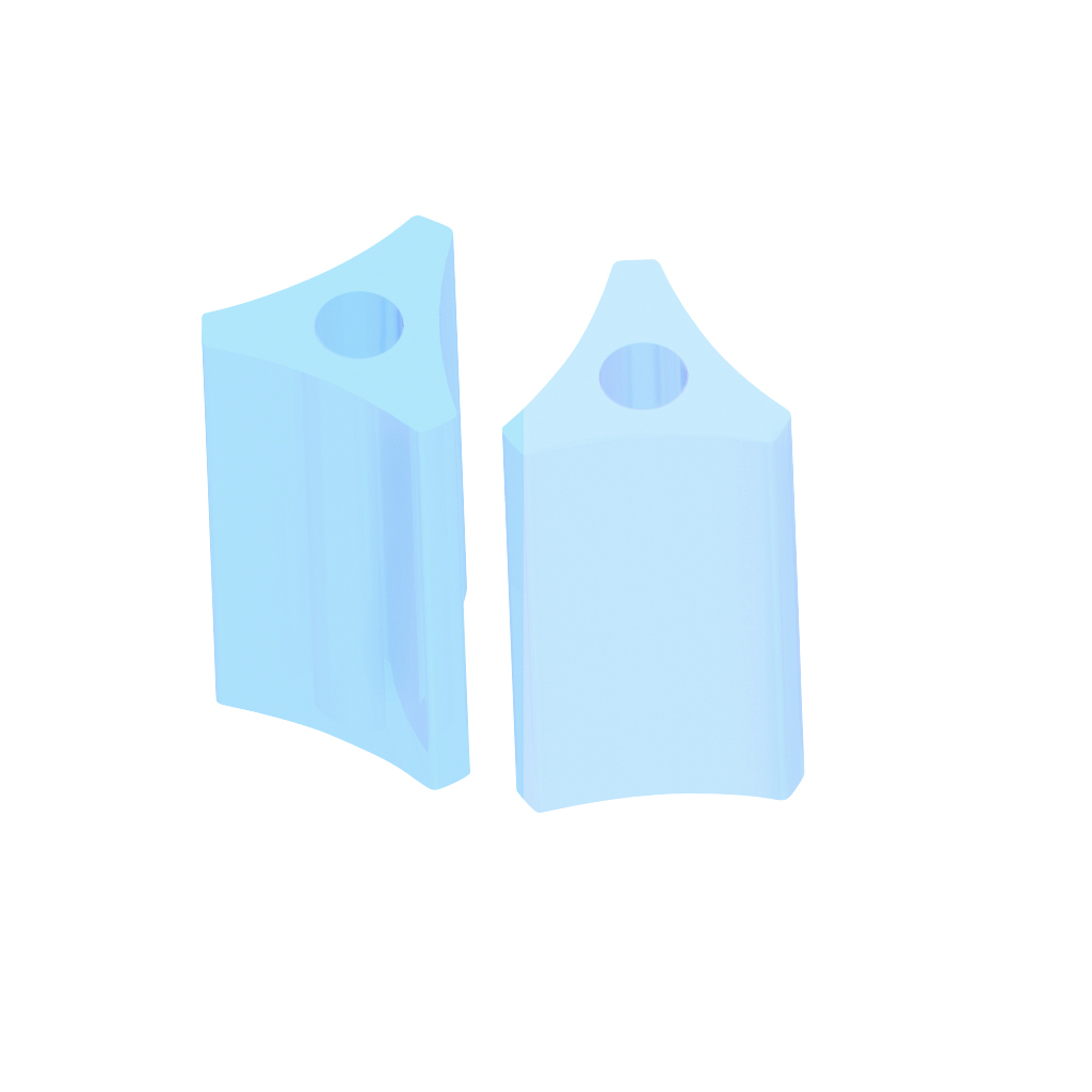 Polydentia Quickmat Silicone Tubes